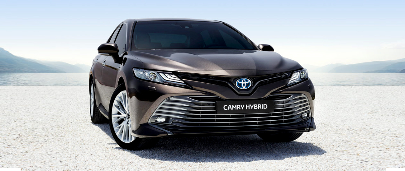toyota camry commercial image 2019 model